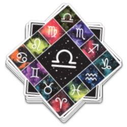 Stack of Astrology Sign stickers