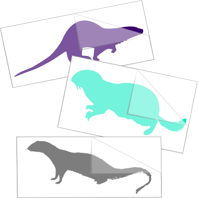 Otter Car Stickers and Decals