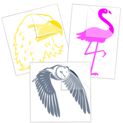 Bird Stickers and Decals