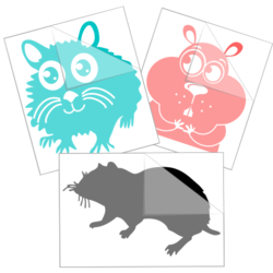 Hamster Stickers and Decals