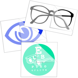 Optometrist Car Stickers and Decals