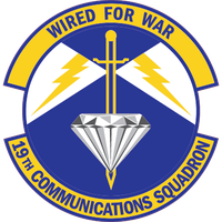 Air Force Communications Magnets