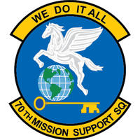 Air Force Materiel, Mission Support Magnet