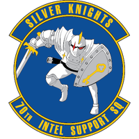 Air Force Materiel & Support Force Support Magnet