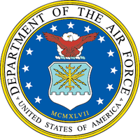 Air Force Seal Magnets