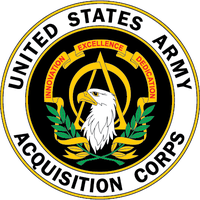 Army Acquisition Corps Magnets