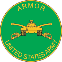 Army Armor Magnets