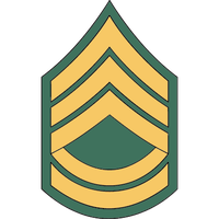 Army Rank Magnets