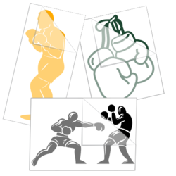 Boxing Car Stickers and Decals