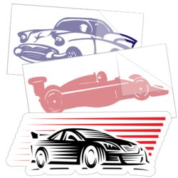 Car and Truck Car Stickers and Decals