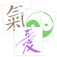 Chinese, Japanese & Kanji Stickers and Decals