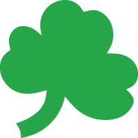 Clover Car Stickers and Decals