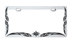 Cool! Designer License Plate Frames