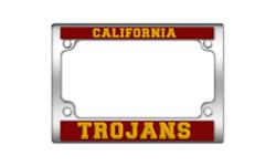 Custom Wholesale Motorcycle License Plate Frames