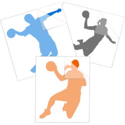 Dodgeball Car Stickers and Decals