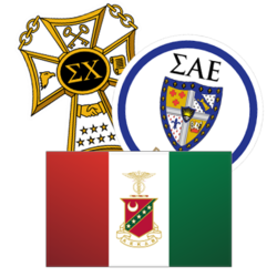 Fraternity Stickers