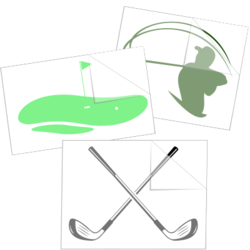 Golf Car Stickers and Decals