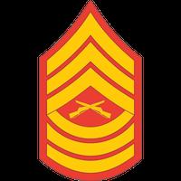 Marine Corps Rank Magnets