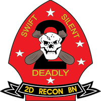 Marine Corps Reconnaissance Magnets