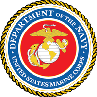 Marine Corps Seal Magnets