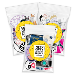 Nifty Gifty Sticker Bundles