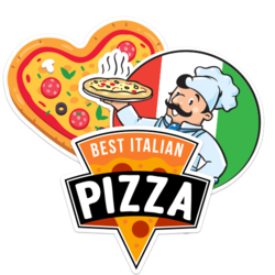 Pizza Car Stickers and Decals