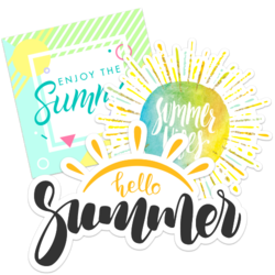 Summer Car Stickers and Decals