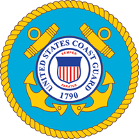 US Coast Guard Car Stickers and Decals