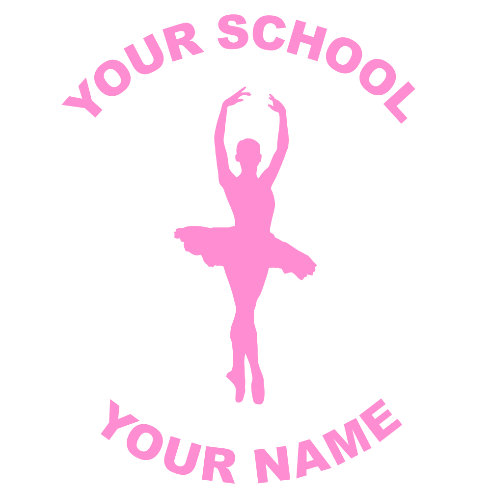 Customize Any Dance Fundraiser Sticker