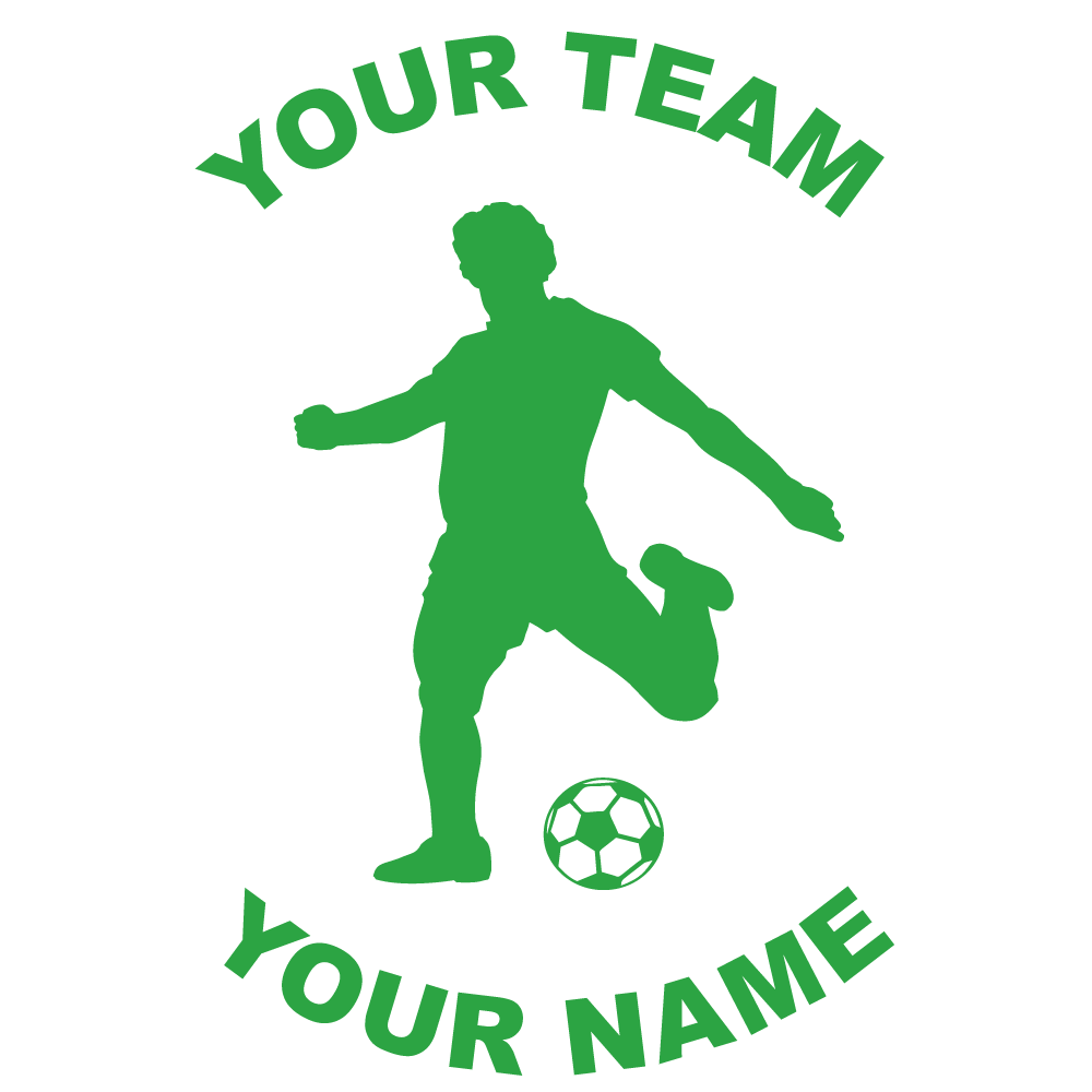 Customize Any Soccer Fundraiser Sticker