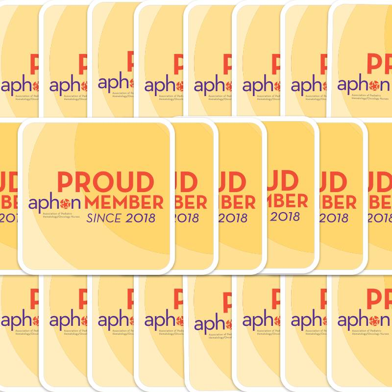 Aphon Rounded Corner Stickers