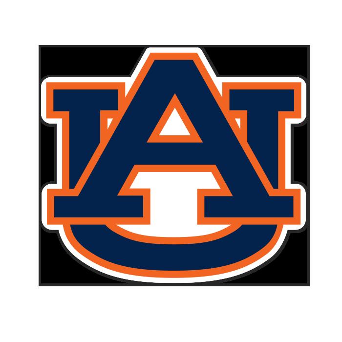 Auburn Tigers NCAA Logo Sticker