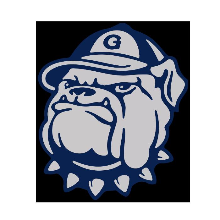 Georgetown Hoyas NCAA Logo Sticker