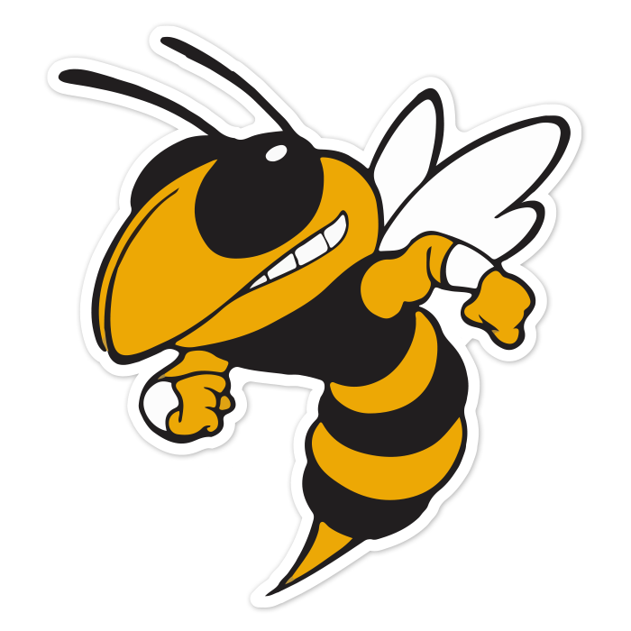 Georgia Tech Yellow Jackets NCAA Logo Sticker