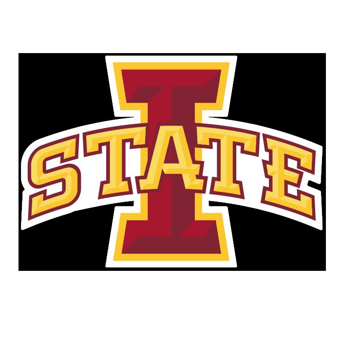 Iowa State Cyclones NCAA Logo Sticker