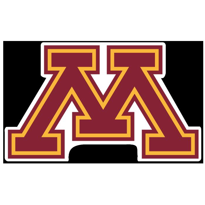 Minnesota Golden Gophers NCAA Logo Sticker