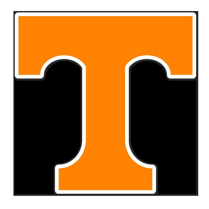 Tennessee Volunteers NCAA Logo Sticker