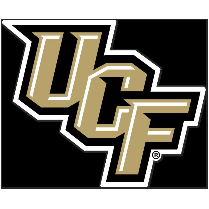 UCF Knights NCAA Logo Sticker