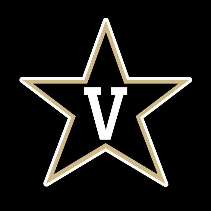 Vanderbilt Commodores NCAA Logo Sticker