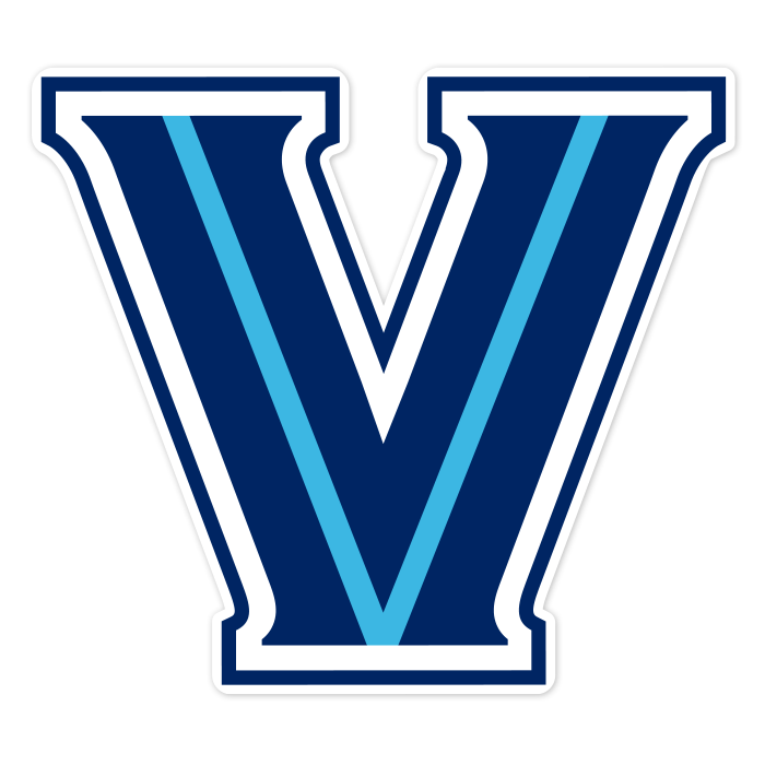 Villanova Wildcats NCAA Logo Sticker