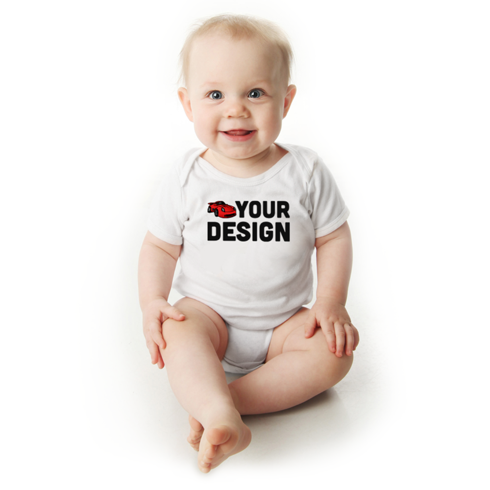 Baby Onesie Product Preview One