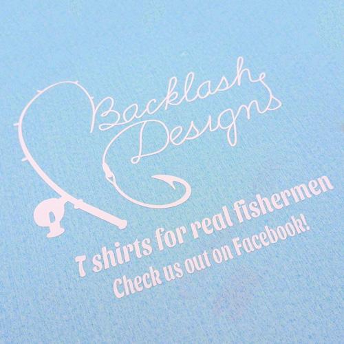 Backlash Designs Custom Cut-Out-Sticker