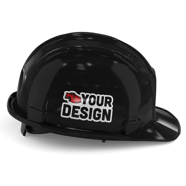 Timberline Construction Hard Hat Sticker