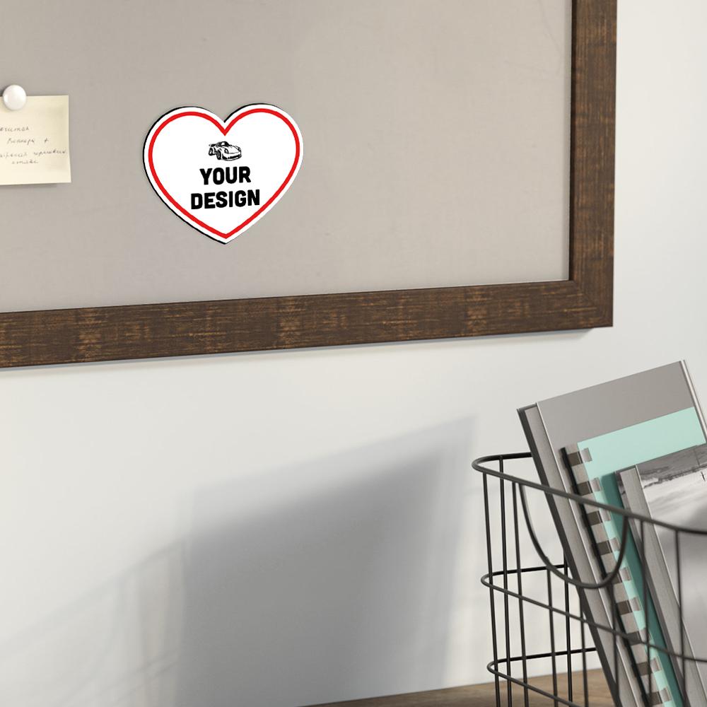 Heart Magnet Board