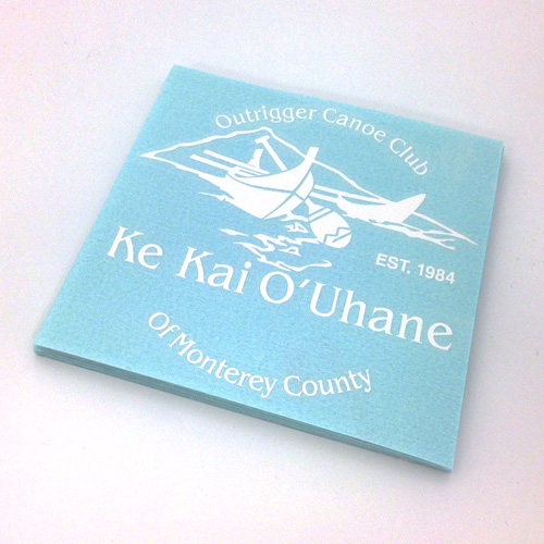 Outrigger Canoe Club Cut-Out Stickers