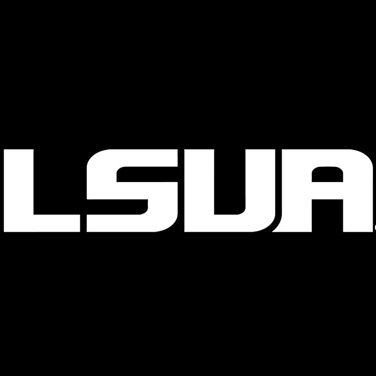 Louisiana State University Alexandria Gen NCAA Logo Sticker