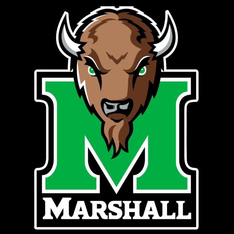 Marshall University Thundering Herd NCAA Logo Sticker
