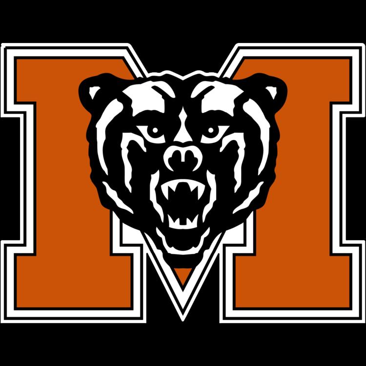 Mercer Bears NCAA Logo Sticker