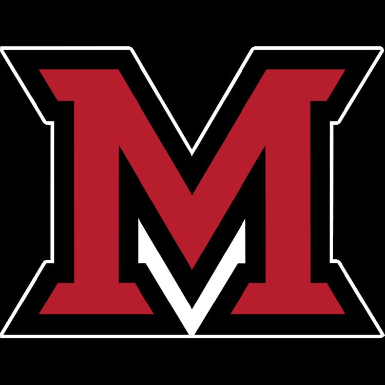 Miami Ohio Redhawks NCAA Logo Sticker