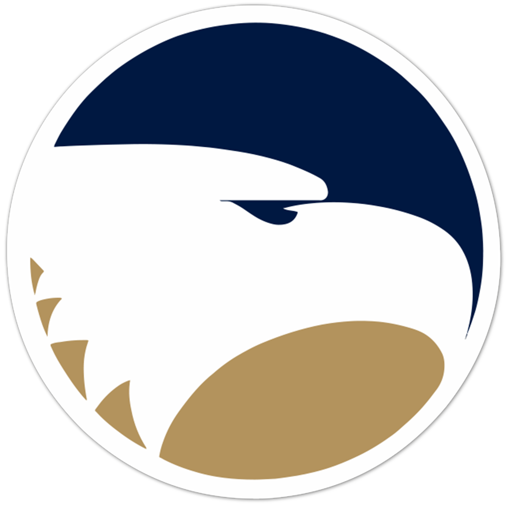 Georgia Southern Eagles NCAA Logo Sticker